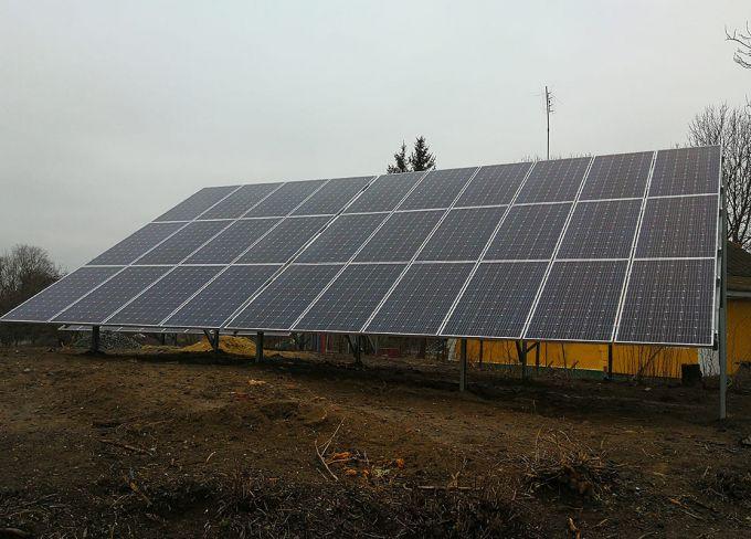 Будівництво сонячних електростанцій під зелений тариф   ЕКОДІМ